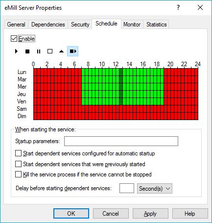 ServiceKeeper x64 screenshot